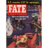 Fate Magazine US (1957-1958) - 94 vol 11 n 1 - Jan 1958 (loose cover)