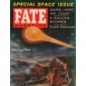 Fate Magazine US (1957-1958) - 95 - vol 11 n 2 - Jan 1958 (worn)