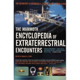 Story, Ronald D. (ed.): The Mammoth encyclopedia of extraterrestrial encounters