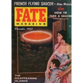 Fate Magazine (1957-1958)