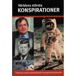 Nyberg, Andreas (ed.): Världens största konspirationer