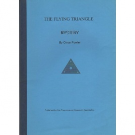 Fowler, Omar: The Flying triangle mystery