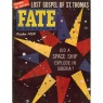Fate Magazine US (1959-1960) - 115 - v 12 n 10 (loose cover)