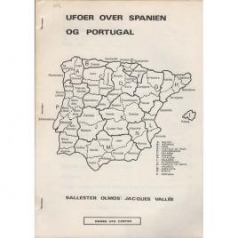 Ballester Olmos, Vicente-Juan & Vallée, Jacques: UFOer over Spanien og Portugal