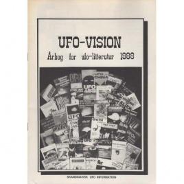 Möller Hansen, Kim (ed.): UFO-vision. Årbog for UFO-litteratur 1988