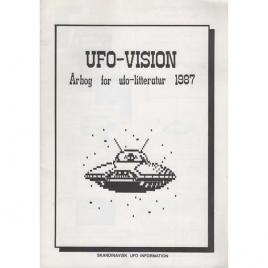 Möller Hansen, Kim (ed.): UFO-vision. Årbog for UFO-litteratur 1987