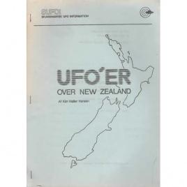 Möller Hansen, Kim: UFO´er over New Zealand