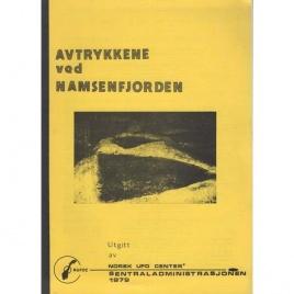 Norsk UFO Center (NUFOC): Avtrykkene ved Namsenfjorden