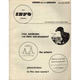 INFO Journal (1968-1976)