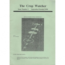 Crop Watcher (1990-1998, complete set & issues)