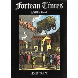 Fortean Times Issues 47-51 (book reprint)