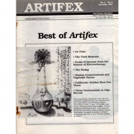 Artifex (1986-1993)