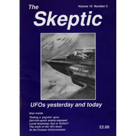 Skeptic, The (1996-2000)