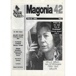 Magonia (1992-1996)