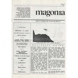 Magonia (1987-1991)