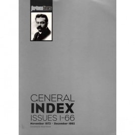 Fortean Times General index 1-66, Moore, Steve (compiler)