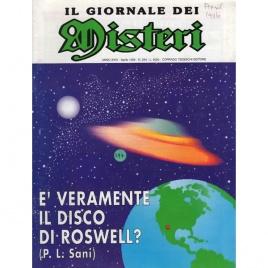 Il Giornale dei Misteri (1986-1998)
