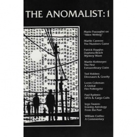 Anomalist, The - Issue 1