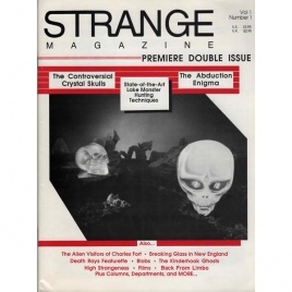 Strange Magazine (1987-1998)