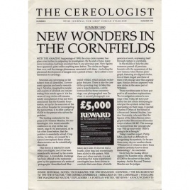 Cereologist/Cerealogist, The (1990-2001)