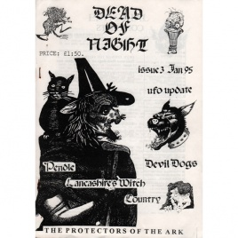 Dead of Night Magazine (1995-1999)