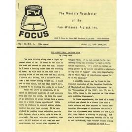 Focus (1986-1994)