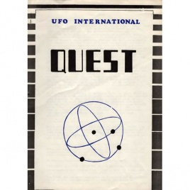 Quest - UFO International (1978-1981)