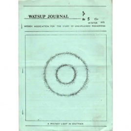 WATSUP Journal (1975-1978)