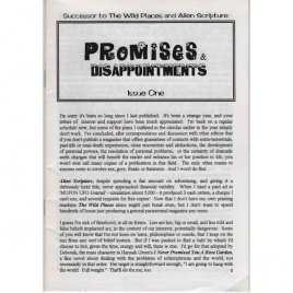 Promises & Disappointments (1994-1995)