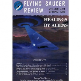 Flying Saucer Review (1998-1999)