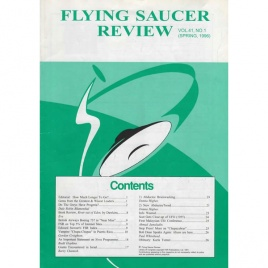 Flying Saucer Review (1996-1997)