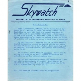 Skywatch (1967-1977)