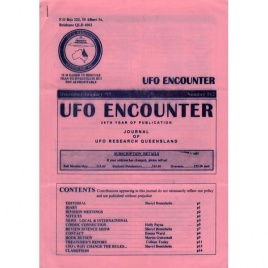 UFO Encounter (1994-1995, 2004)