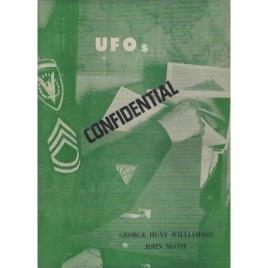 Williamson, George Hunt & McCoy: UFOs confidential!