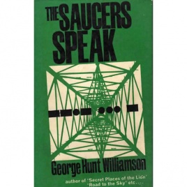 Williamson, George Hunt: The saucers speak