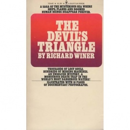 Winer, Richard: The Devil's triangle (Pb)