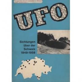 Zinsstag, Lou: UFO-Sichtungen über der Schweiz 1949-1958
