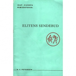 Petersen, H. C.: Elitens sendebud