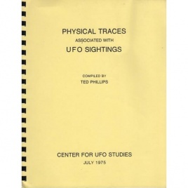 Phillips, Ted: Physical traces associated with UFO sightings