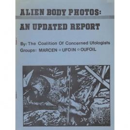 Pilichis, Dennis etc.: Alien body photos: an updated report