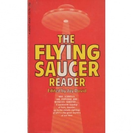 David, Jay (editor): The flying saucer reader
