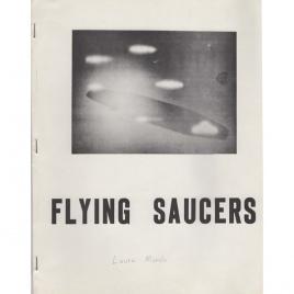 Mundo, Laura: Flying saucers