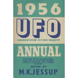 Jessup, Morris K. (editor): The UFO annual