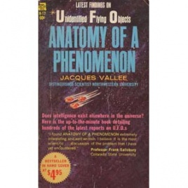 Vallée, Jacques: Anatomy of a phenomenon. (Pb)