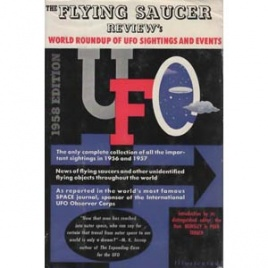 Trench, Brinsley le Poer (editor): The Flying Saucer Review's world roundup of UFO sightings and events