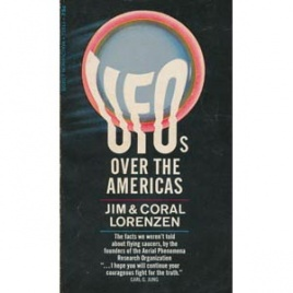 Lorenzen, Jim & Coral: UFOs over the Americas (Pb)