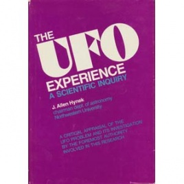 Hynek, J. Allen: The UFO experience. A scientific inquiry