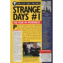 Fortean Times (ed.): Strange days #1. The year of weirdness.