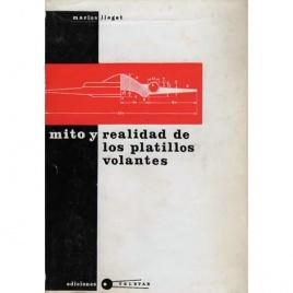 Lleget, Marius: Mito y realidad de los platillos volantes