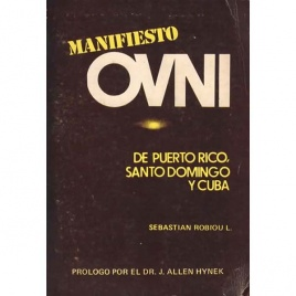 Robiou Lamarche, Sebastian: Manifiest OVNI de Puerto Rico, Santo Domingo y Cuba